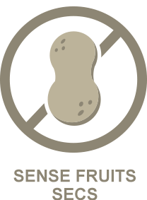 Menú sense fruits secs